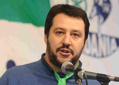 """Salvini: """"Il vero problema di Pizzarotti? Ha amministrato male""""."""