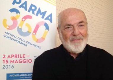 Pistoletto a Parma per inaugurare il Terzo Paradiso