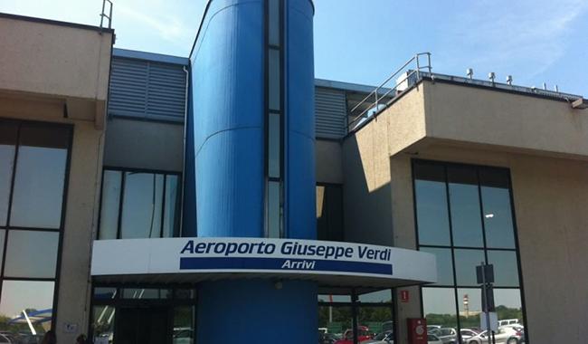 Aeroporto Verdi, confermati i 12 milioni dalla Regione