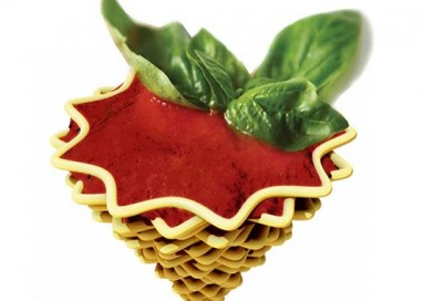 Barilla: a Cibus, vi presentiamo la Pasta 3D