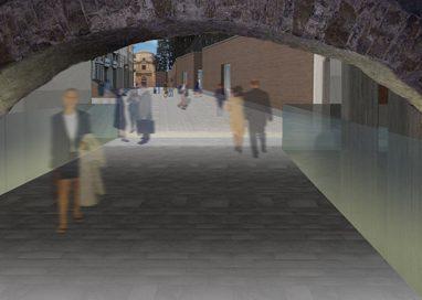 Via ai lavori al Ponte Romano e in via Mazzini. Come cambia la viabilità