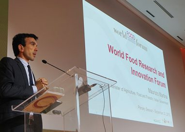 Al via la II edizione del World Food Research and Innovation Forum