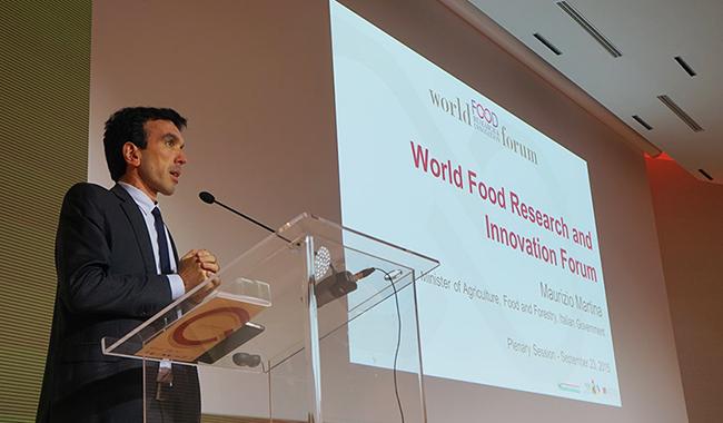 Al via la II edizione del World Food Research and Innovation Forum
