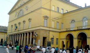 luoghi di interesse storico ed artistico a Parma - Teatro Regio