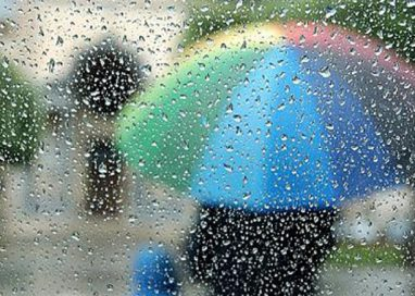 Meteo: previste piogge a inizio e fine settimana