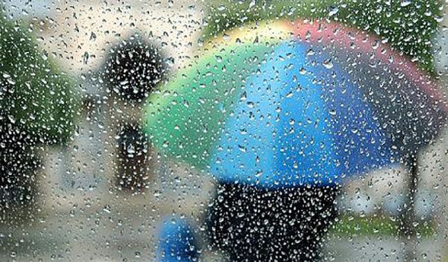 Meteo: piogge fino a giovedì. Il sole torna nel weekend