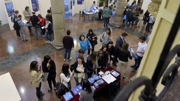 Dottorati di ricerca all'Università: arrivate 834 domande, incremento del 12%