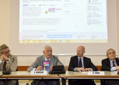 "RACCOLTI IN UN VOLUME ""I SABATI DI UNIPR PER EXPO"""