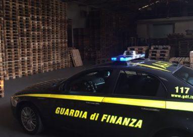 Mezzani: sequestrati 65.700 pallets contraffatti