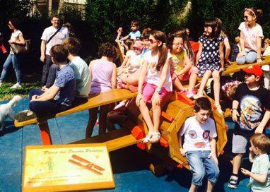 Inaugurato il Parco del Piccolo Principe in memoria di Marcello Bo