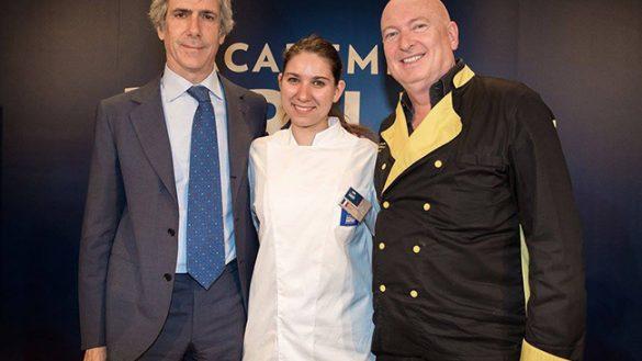 CATERINA AMELIO VINCE IL BARILLA PASTA WORLD CHAMPIONSHIP