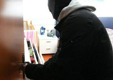 Ladri in azione: otto furti in poche ore