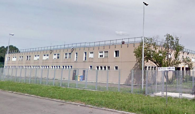 Cibi di scarsa qualità, chiusa la mensa di servizio del carcere