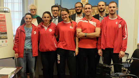 L'11 e il 12 Campionati Italiani Assoluti di Judo