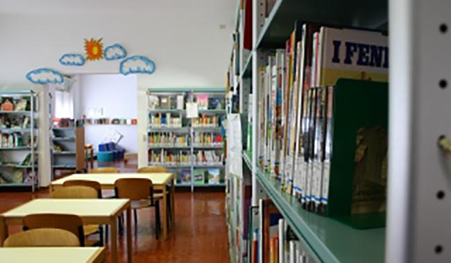 Al via i lavori per la biblioteca di Alice e il nido Bruco Verde