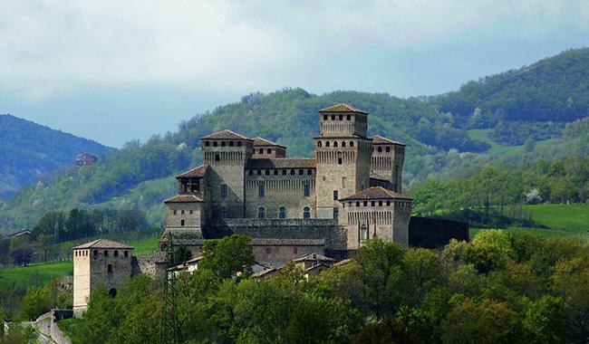 Tra 65.000 e 75.000 visitatori al castello di Torrechiara nel 2016