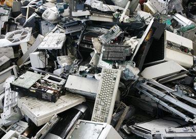 Raccolta dei rifiuti Raee: nel 2015 a Parma trend positivo, + 7,8%