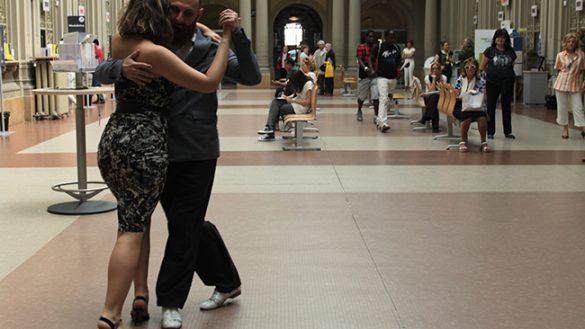 Tango alle Poste per la Festa della Musica