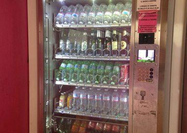 In Ghiaia un distributore che vende alcolici anche di notte