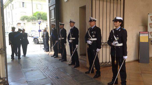 Anniversario Corpo di Polizia Municipale