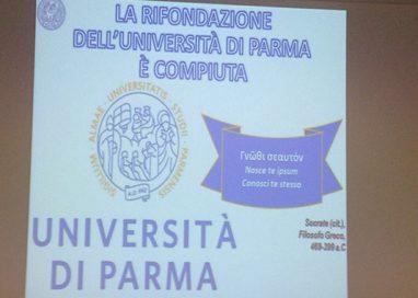 Cambia il logo dell'Università di Parma