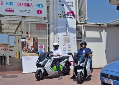 IN CICLETTERIA DISPONIBILI SCOOTER ELETTRICI