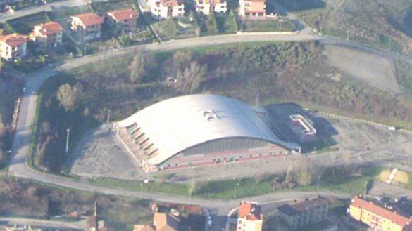 Progetto di ristrutturazione del Palasport per 750mila euro