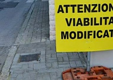 Modifiche alla viabilità in Borgo San Domenico