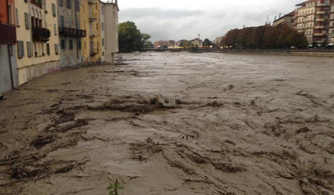 Alluvione 2014: A Modena riborsi milionari a Parma niente