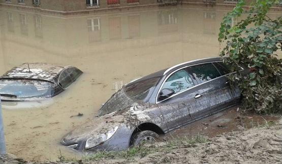 Alluvione: partono le raccomandate per ottenere i rimborsi