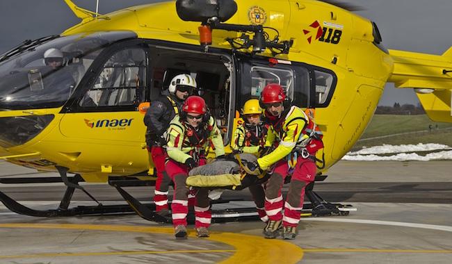 Monte Caio: un 35enne reggiano cade col parapendio, molto grave