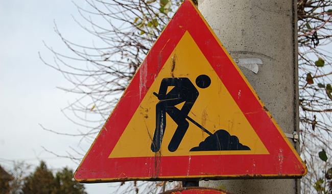Lavori in tangenziale… e la circolazione si blocca!