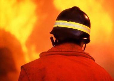 San Secondo e Cozzano, il fuoco devasta 800 balloni di fieno