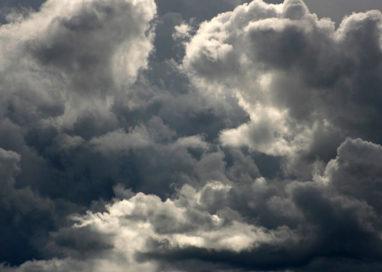 Le previsioni per il weekend. Prevista pioggia