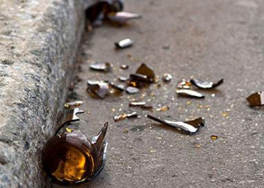 Ex Salamini: rissa a bottigliate