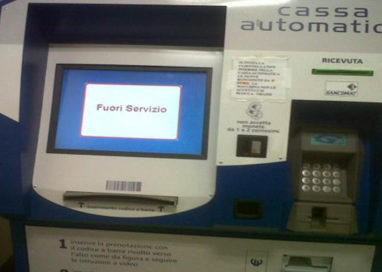 STOP DI UN GIORNO PER LE MACCHINE RISCUOTITRICI DEI TICKET