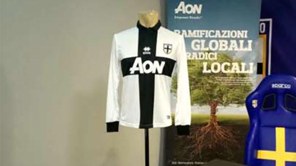 AON è il nuovo main sponsor del Parma Calcio 1913