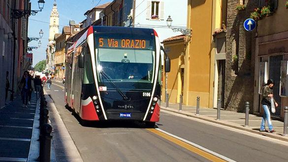 Niente più Prontobus: a Parma arrivano i bus notturni