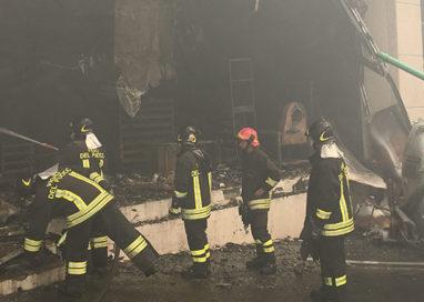 """Incendio Galloni, Caselli: """"Tutelare posti di lavoro"""""""