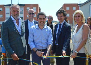 Edilizia Sociale: inaugurati a Vicofertile 18 alloggi pubblici