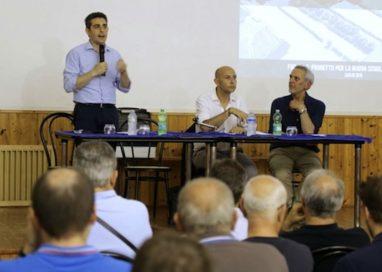 Asilo Fognano: Pizzarotti e Alinovi illustrano il progetto