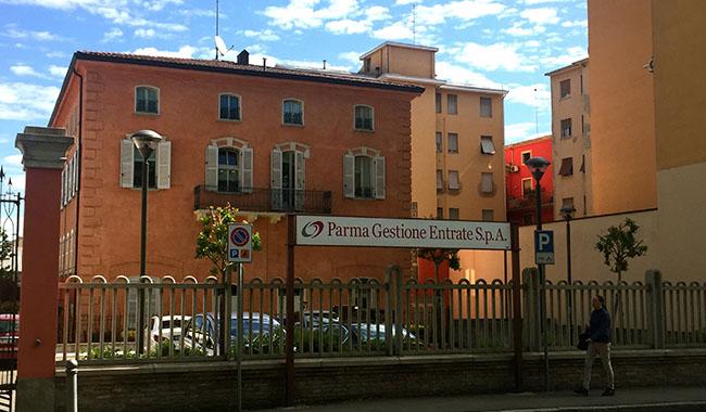 Parma Gestione Entrate, commissione riunita a porte chiuse