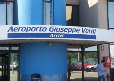 Saltano i voli da Lampedusa e Catania verso Parma