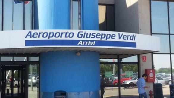 Aeroporto Verdi: Ryanair sospende il Parma-Trapani