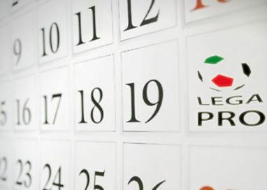 Lega Pro. Al Regio la presentazione dei calendari