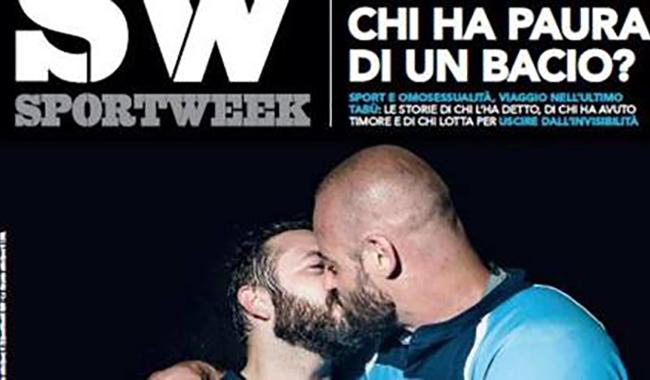 IL BACIO DEI RUGBISTI GAY: INNOVATION AWARD 2016 A LAMPI