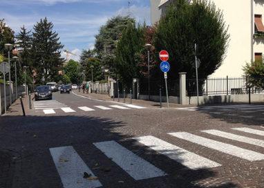 Riqualificazione della segnaletica orizzontale per 38 strade