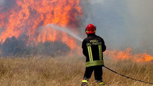 Incendi di bosco. Scatta lo stato di attenzione in Emilia-Romagna