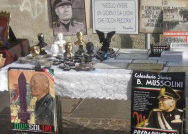 VIETATO VENDERE GADGET FASCISTI IN EMILIA