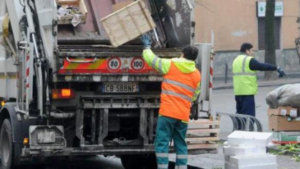 Festività: raccolta rifiuti resta invariata